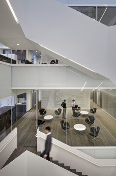 Gallery of Mount Sinai Hess Center for Science and Medicine / SOM - 4