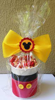 Rosilene Artes: Festa do Mickey Mouse