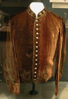 Uniform of John G Ballentine, 7th Tenn. Cavalry