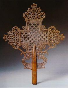 Image result for ethiopian processional cross british museum