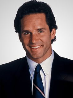 Gregory Harrison-my first celebrity crush when I was 5. Loved Gonzo Gates from Trapper John MD!