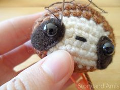 Free Amigurumi Sloth Pattern : Crochet sloth plush free pattern plush pattern sloth and free