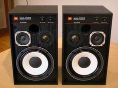 JBL 4312 M2 BK Compact Monitors