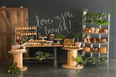 Food Inspiration: Love You a Brunch | Junebug Weddings