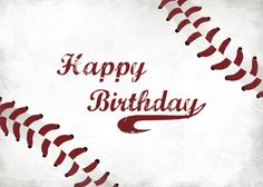 Shop Coach Happy Birthday Large Grunge Baseball, Sport Kitchen Towel created by sandrarosecreations. Happy Birthday Coach, Happy Birthday Baseball, Funny Happy Birthday Song, Birthday Wishes For Him, Birthday Blessings, Best Friend Birthday, Very Happy Birthday, Happy Birthday Images, Happy Birthday Cards