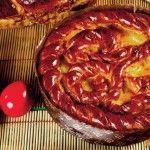 Reteță de pască pentru Paște, făcută la mașina de pâine Cabbage, Vegetables, Desserts, Food, Meal, Deserts, Essen, Vegetable Recipes, Hoods