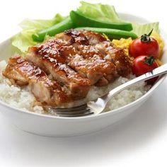 Slow Cooker Recipe: Teriyaki Chicken Tasty Teriyaki Chicken, Salsa Teriyaki, Teriyaki Glaze, Marinated Grilled Chicken, Teriyaki Sauce, Huli Huli Sauce, Huli Huli Chicken, Honey And Soy Sauce, Korean Dishes