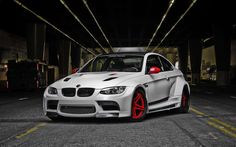 BMW M3 GTRS3 Wallpaper Widescreen