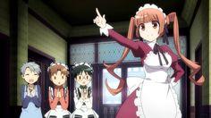 Cleaning! - Shounen Maid