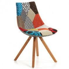 Chaise Avenue Patchwork 129€ - kavehome