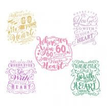 Wherever You Go SVG Cuttable Designs