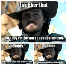 sass!Athos meme set ♥ (1x06) (because one set just isn't enough)