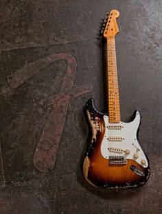 1956 Fender Custom Shop-Reissue