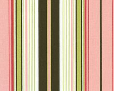 Terrace Stripe in black and pink from Premier Fabric