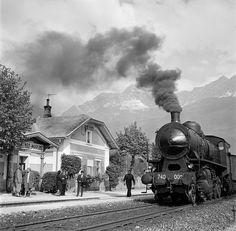 Linea Merano-Malles Venosta by Ferrovie dello Stato Italiane, via Flickr