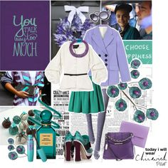 """""""today i will wear..."""" by pillef on Polyvore"""