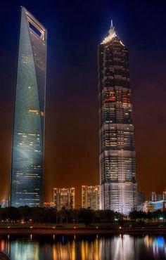 Cina Shanghai