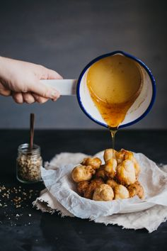Loukoumades // Greek Donuts - erin made this