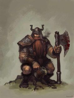 Post with 5445 votes and 267258 views. Shared by Absolutely massive collection of Character Art Fantasy Dwarf, Fantasy Male, High Fantasy, Fantasy Warrior, Dungeons And Dragons Art, Dungeons And Dragons Characters, Dnd Characters, Fantasy Characters, Character Portraits