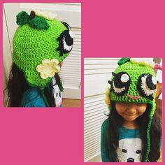 #appleblossom  #shopkins #crochetbeanie #shopkinshat #crochet #crochetaddict…