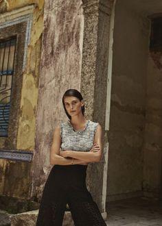 Carol Francischini by Janne Rugland Photography: Janne Rugland  Stylist: Anette Von Osten  Hair & makeup: Jeanette Gjerde Olsen