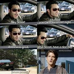 Pictures, little comics I found of Sterek (Stiles/Derek) Teen Wolf Werewolf, Teen Wolf Art, Teen Wolf Ships, Teen Wolf Dylan, Dylan O'brien, Teen Wolf Memes, Teen Wolf Quotes, Teen Wolf Funny, Sterek