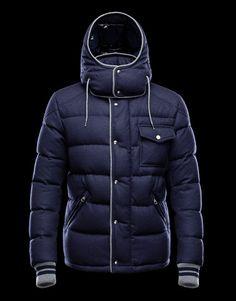 MONCLER Men - Fall/Winter 12 - OUTERWEAR - Jacket - BRESLE