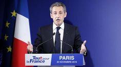 Sarkozy a juicio por financiación de su campaña