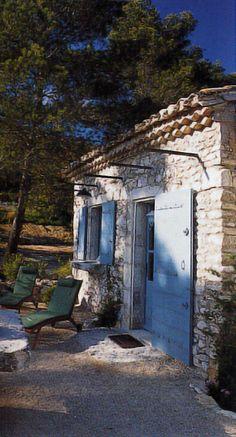 Le jas de l'Ange à Eygalières   Bosc Architecte à St Rémy de Provence