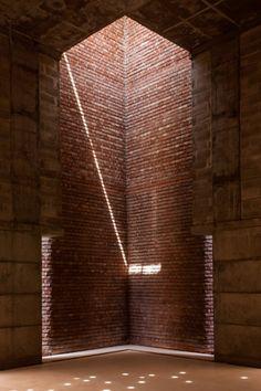 Bait Ur Rouf Mosque | Architect Magazine | Marina Tabassum Architects, Dhaka, Bangladesh, Religious, 2016 Aga Khan Award for Architecture Shortlist