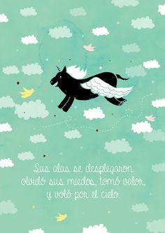 Ilustraciones :: Trabajo personal by Eugenia López, via Behance