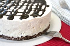 57 New ideas cheese cake senza cottura recipe Chocolate Cheesecake Recipes, Easy Cheesecake Recipes, Cheesecake Cake, Oreo Cake, Cheesecake Bites, Pumpkin Cheesecake, Cake Cookies, Dessert Recipes, Christmas Cheesecake