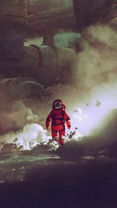 Astronaut Wallpaper, Space Artwork, Arte Cyberpunk, Major Tom, Astronauts In Space, Environment Concept Art, Space Travel, Space Exploration, Dark Fantasy Art