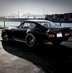 utwo:  Datsun 240 Z V8 SuperStreet