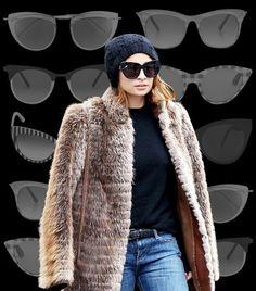 Get Framed! Shop Our Favorite Cat-Eye Sunglasses