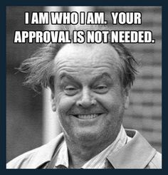 Your place to buy and sell all things handmade hahaha Jack Nicholson Sarcastic Quotes, Wise Quotes, Great Quotes, Words Quotes, Quotes To Live By, Motivational Quotes, Funny Quotes, Inspirational Quotes, Sayings