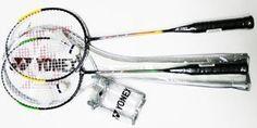 YONEX Combo Badminton Recreational Package-2 Racket Set by Yonex. $39.98. Set includes 2 racquets and 2 nylon shuttlecocks