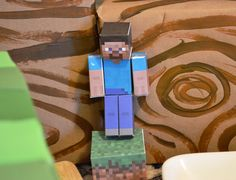free minecraft paper printables