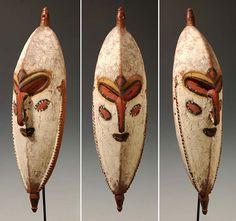 New Guinea Ancestral Mask