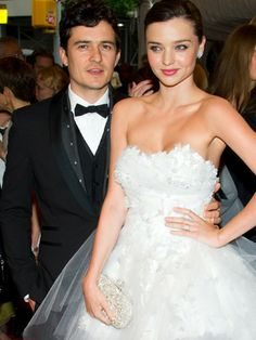 Miranda Kerr...wedding dress inspiration!