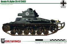 PzKpfw 35-H 734(f)