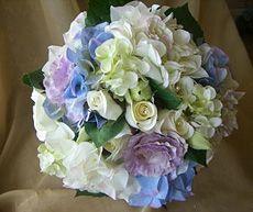 peony hydrangea daisy bouquet - Bing Images