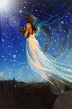 Que os anjos nos abençoe sempre