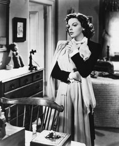 Judy Garland in The Clock (1945)