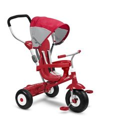 Radio Flyer Sport 4 in 1 All Terrain Kids Stroll 'N Trike Ride On Tricycle, Red Radio Flyer, Tricycle, Toddler Toys, Kids Toys, Baby Toys, Jogging Stroller, Thing 1, Epic Fail Pictures