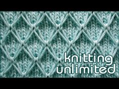How To Knit C2B (Cross 2 Back) and C2F (Cross 2 Front) - YouTube
