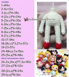 Mesmerizing Crochet an Amigurumi Rabbit Ideas. Lovely Crochet an Amigurumi Rabbit Ideas. Crochet Diy, Easter Crochet, Crochet Bear, Crochet Toddler, Tutorial Crochet, Crochet Amigurumi Free Patterns, Crochet Doll Pattern, Amigurumi Doll, Minis