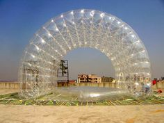 pneumocell inflatable arch