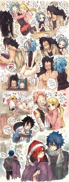 Fairy Tail ♥ Aww Jerza ♥ :3