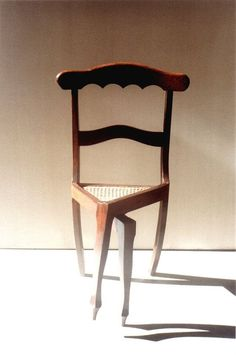 Funny wooden chair design http://webneel.com/unusual-product-designs | Design Inspiration http://webneel.com | Follow us www.pinterest.com/webneel